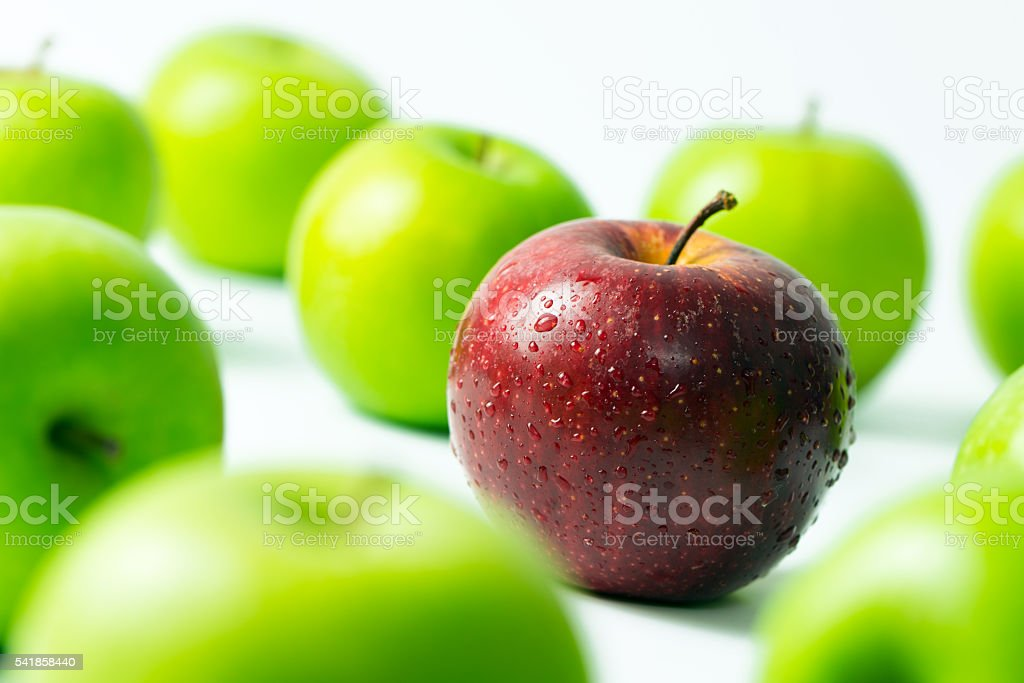 Outstanding talent concept stock photo