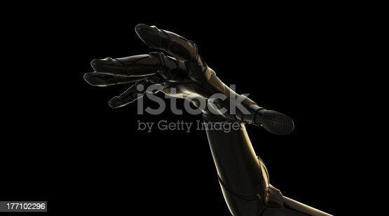 istock Outstretched hand 177102296
