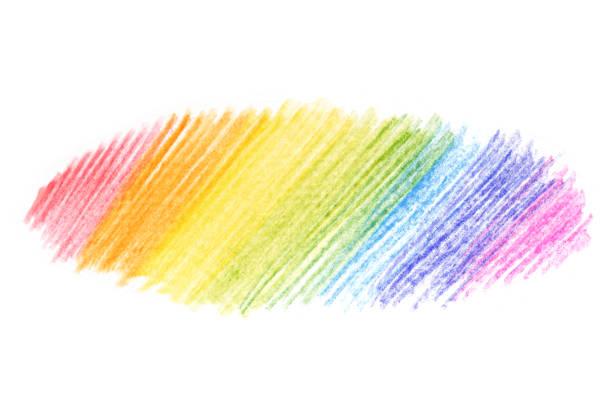 ovale chaotisch farbe bleistiftzeichnung scribble zeile in ovale form textur - scribble stock-fotos und bilder