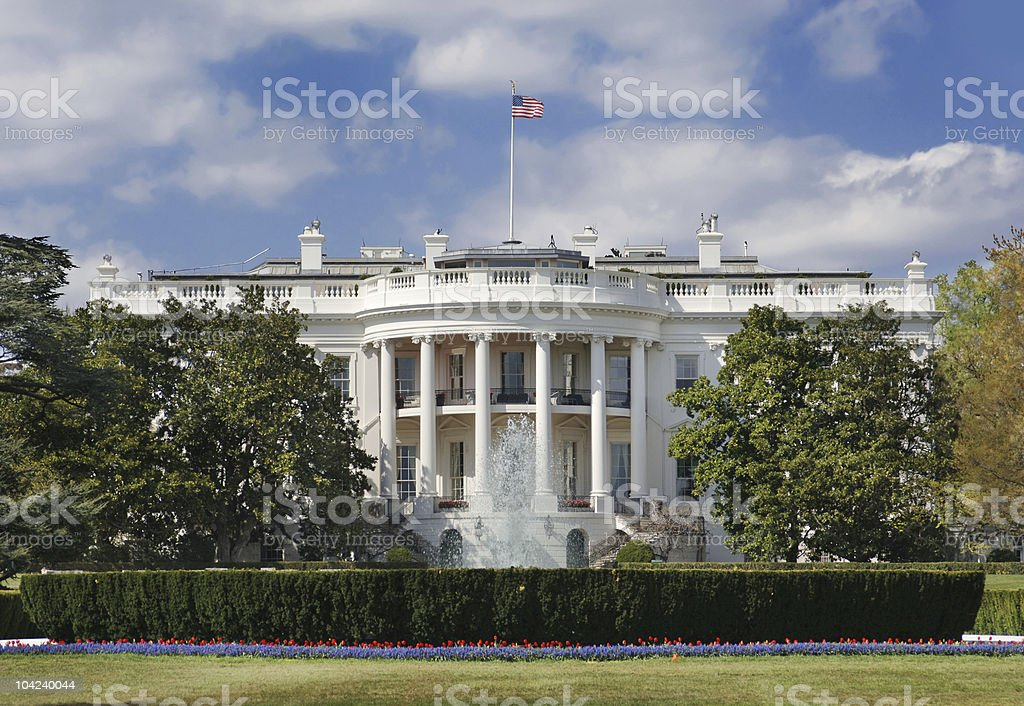 Oval Office stock photo