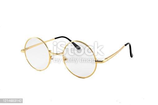 1047544590 istock photo Oval Street Style Sunglasses 1214653142