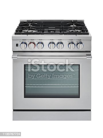 household appliance on white background(clipping path)