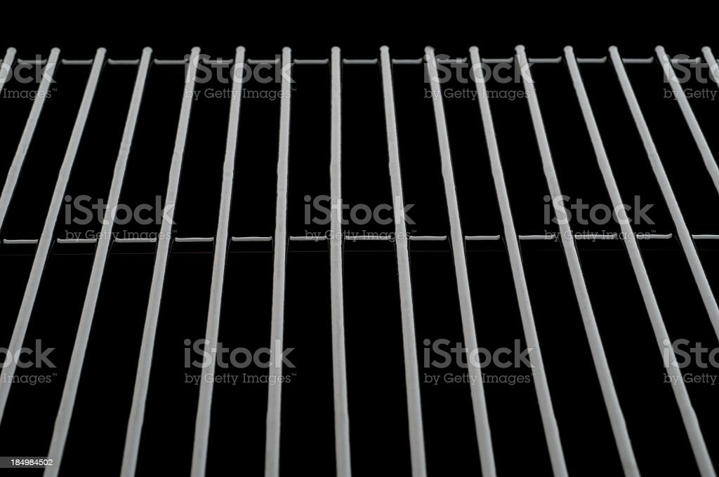 Oven rack/Grilling rack stock photo