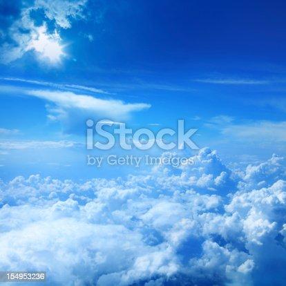 157673091istockphoto over  clouds 154953236