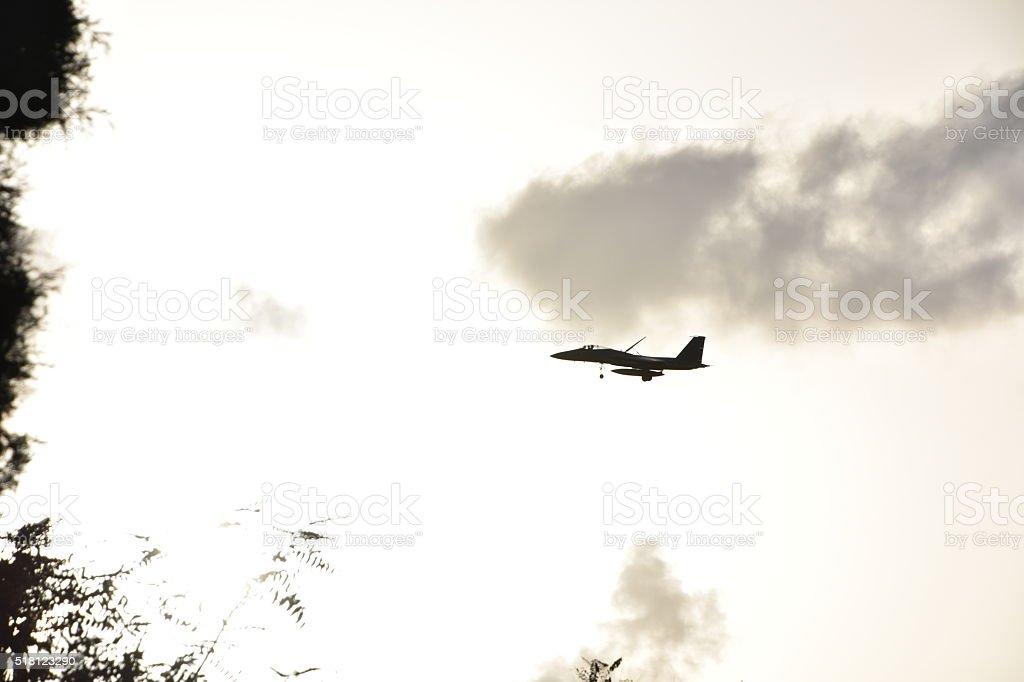 over Exposure F15 stock photo