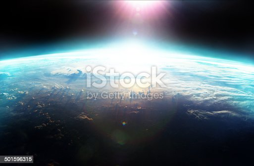626787550 istock photo Over the horizon a new dawn breaks 501596315