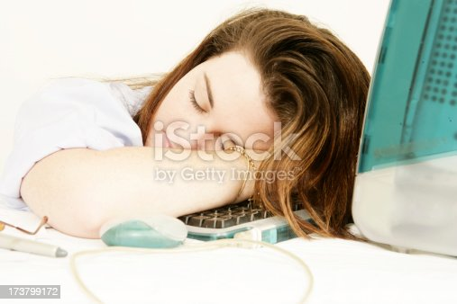 593328060 istock photo Over Worked 173799172
