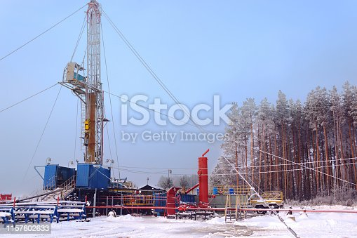 overhaul of oil and gas wells, the intensification of production by pumping acid into the reservoir