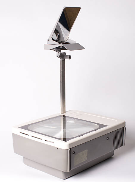 Overhead Projector Old overhead projector. overhead projector stock pictures, royalty-free photos & images