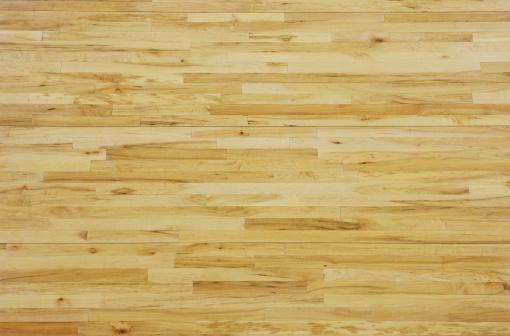 Wooden basketball floor closeup.related: