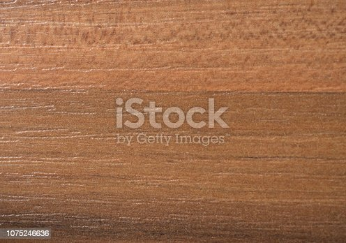 184658911 istock photo Overhead view of light brown wooden  table 1075246636