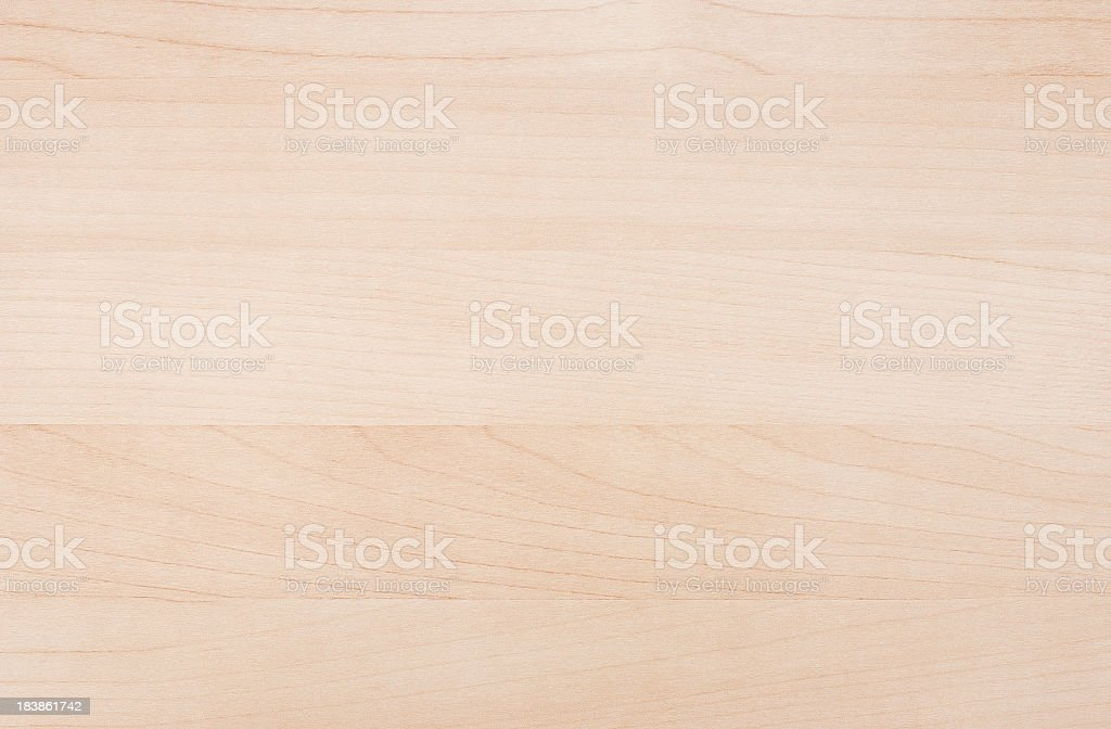 Overhead view of Office Table stock photo