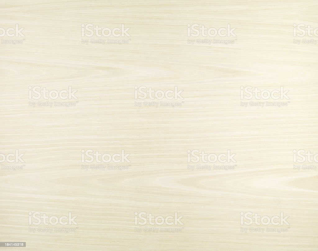 Overhead view of wooden floor stock photo
