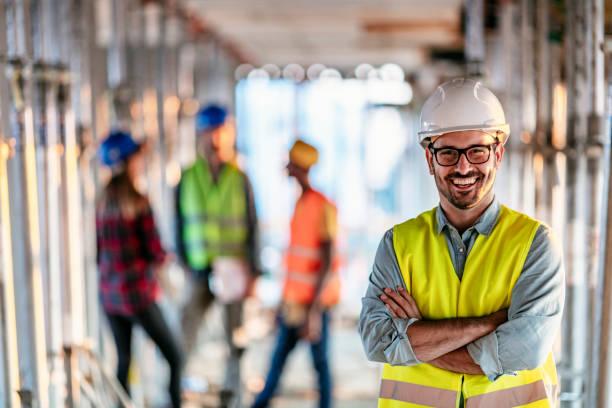 Superviser le processus de construction - Photo