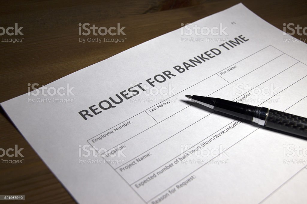 Overtime Pay And Time Off In Lieu Stock Photo - Download