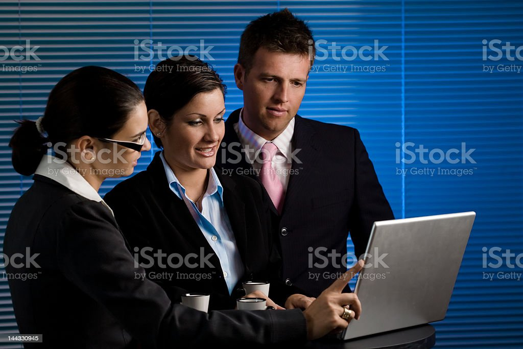 Overtime royalty-free stock photo