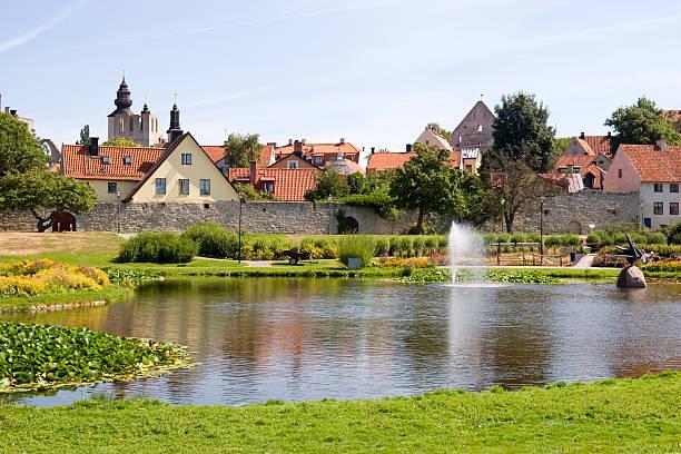 Visby Stadtmauern – Foto