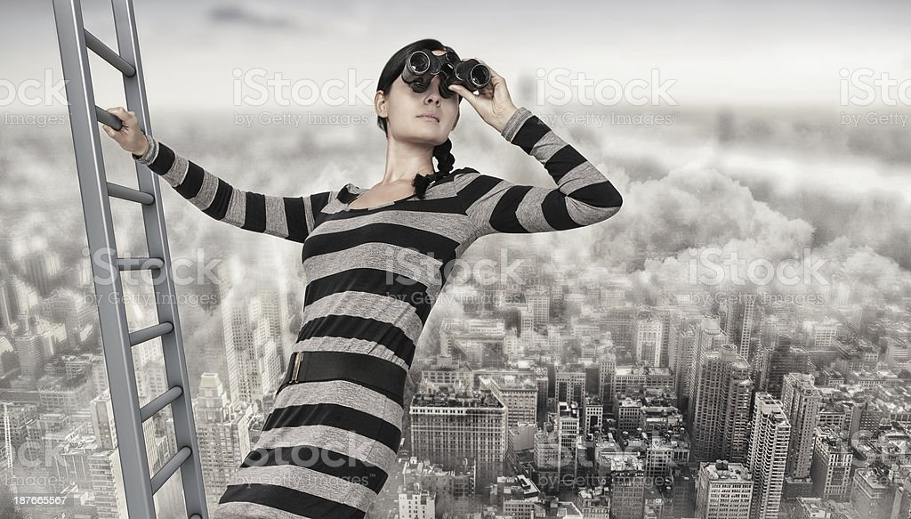 overview royalty-free stock photo