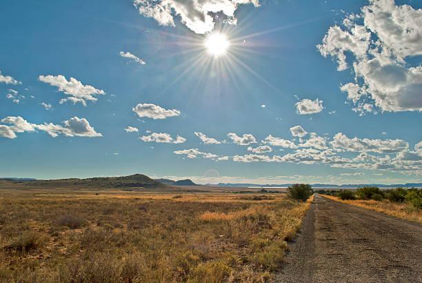 Oviston Nature Reserve, South Africa stock photo