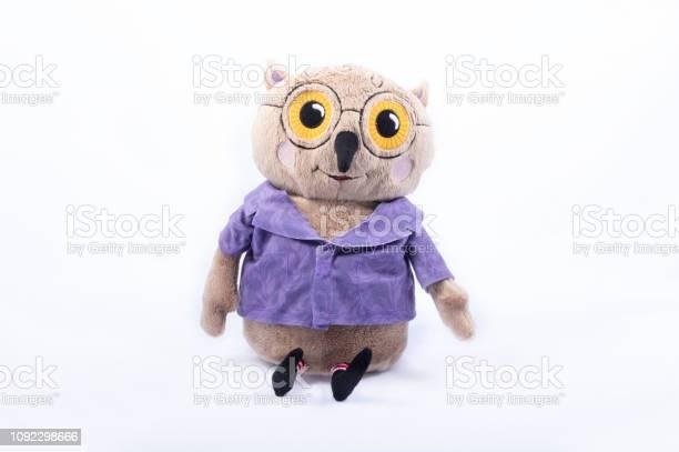 Owl stuffed doll with glasses and purple shirt picture id1092298666?b=1&k=6&m=1092298666&s=612x612&h=rcld3j1pohaq4 bogiueplipinvhobi9iczqyj13wye=