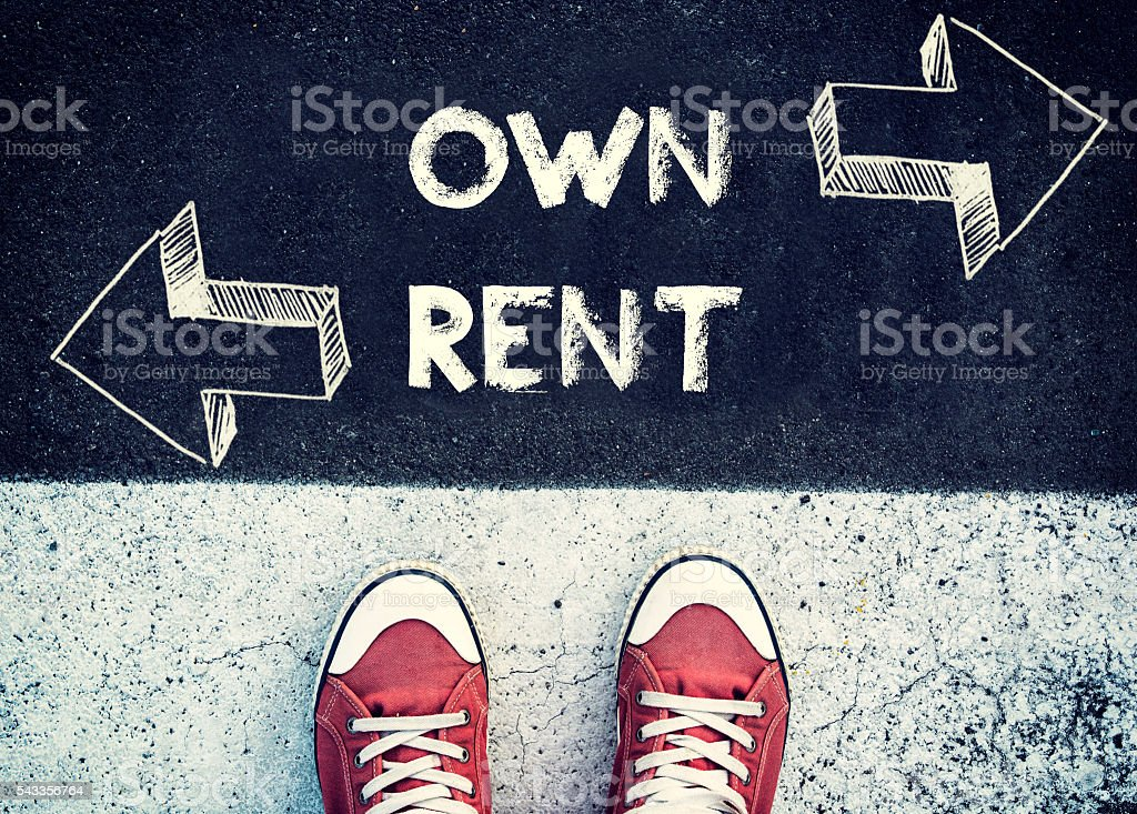 Own and rent royalty-free stock photo
