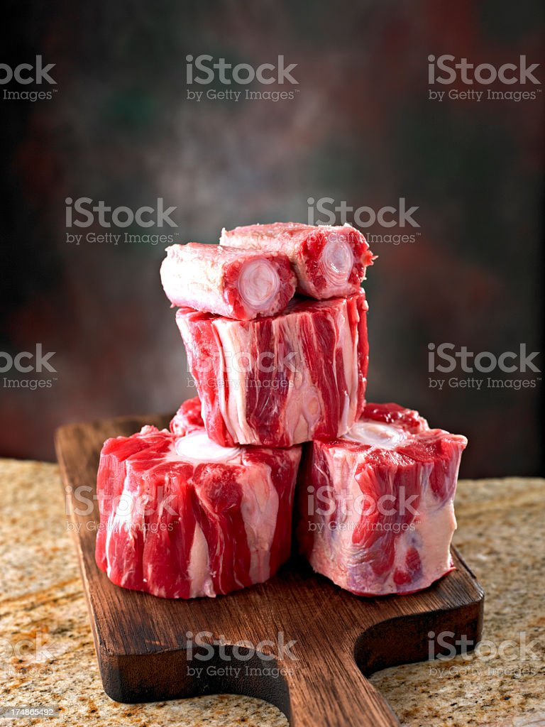 Ox Tail royalty-free stock photo