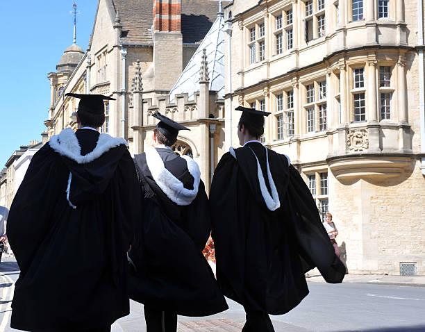 Oxford-Abschlussfeier – Foto
