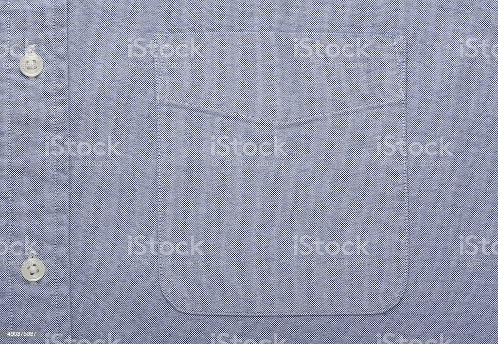 Oxford Shirt Background stock photo