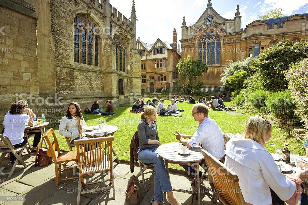Oxford, UK stock photo