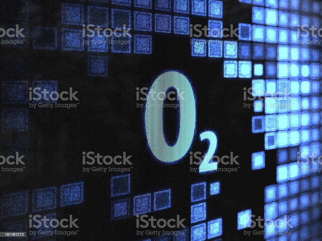 oxygen stock photo