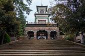 金沢の尾山神社門