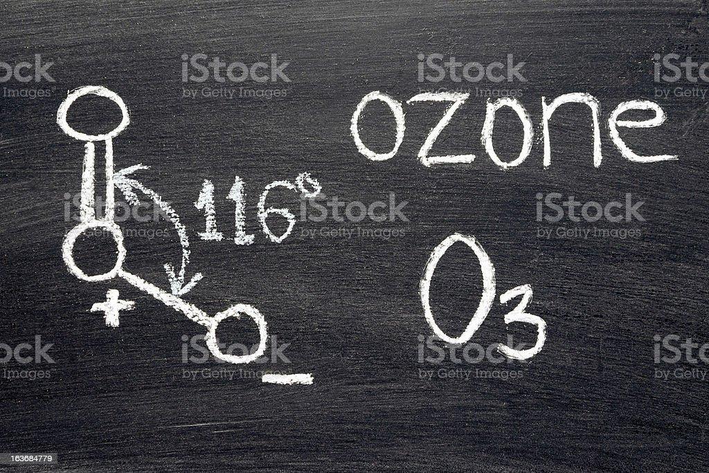 ozone stock photo
