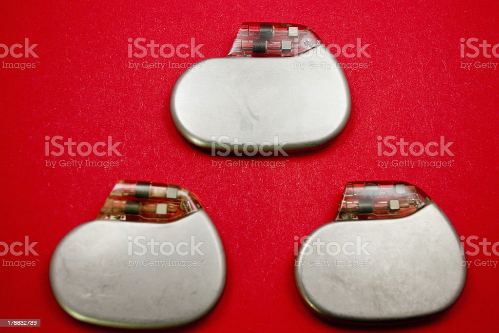 pacemaker royalty-free stock photo