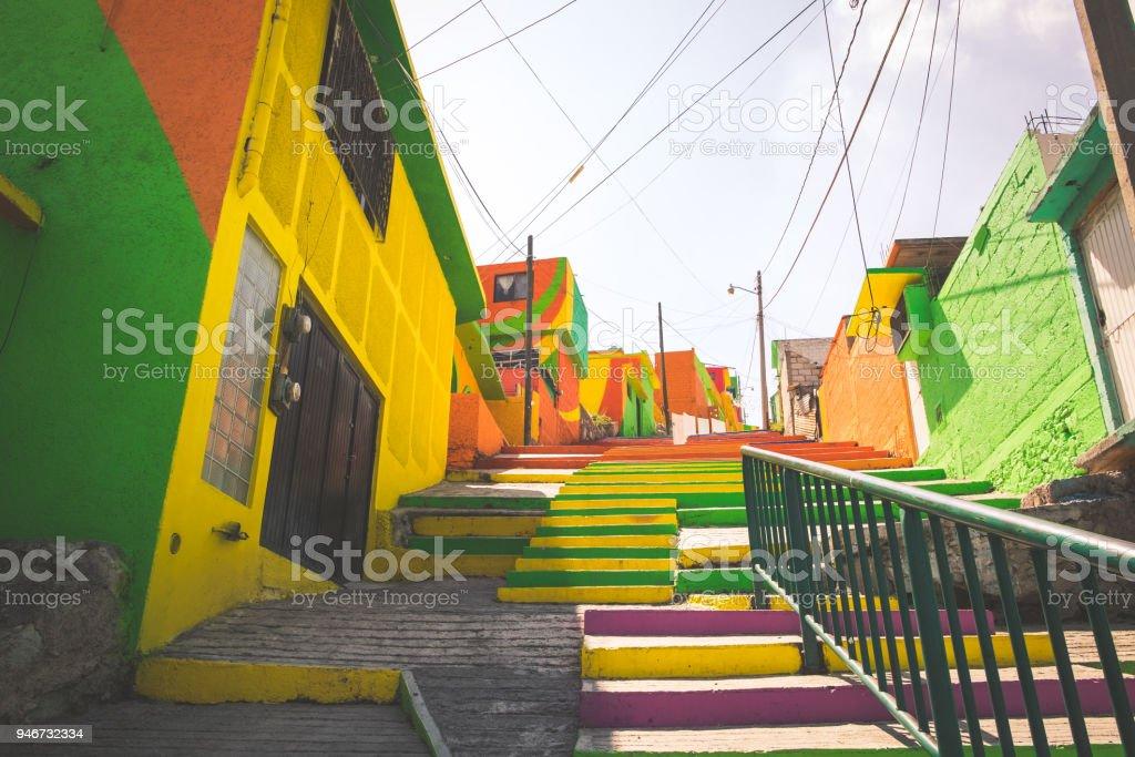 Pachuca de Soto, Hidalgo, Mexico stock photo