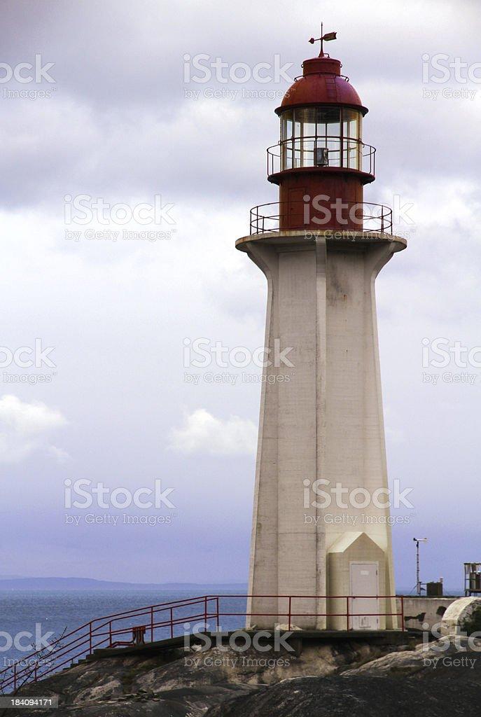 Pacific Beacon stock photo
