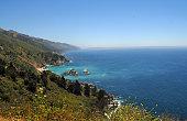 Pacific Coast-  Costal Highway - Big Sur- California