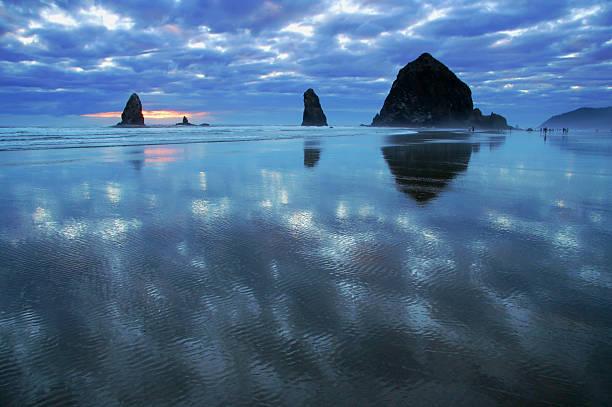 Pacific Coast stock photo