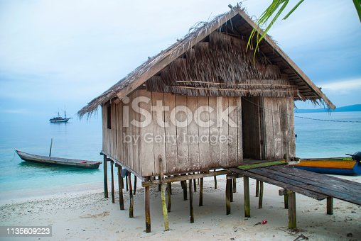 A Cottage in Papua