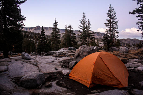 Pacific Crest Trail, Sierra Nevada – Foto