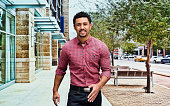istock Pacific islander ethnicity male who is outdoors wearing button down shirt 1223659367