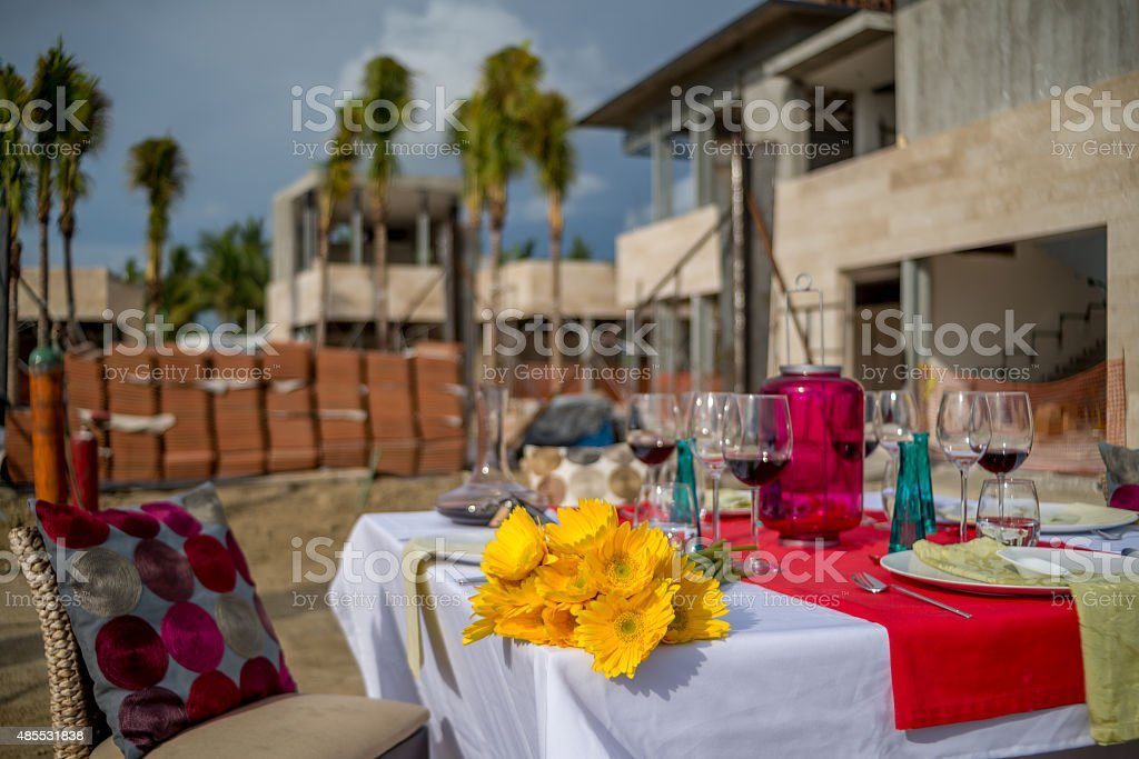 Pazifische Mexicna Strandvilla – Foto