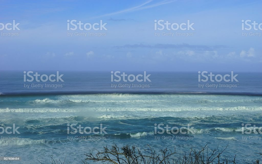 Pacific Ocean stock photo