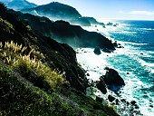 Pacific Ocean Highway One California