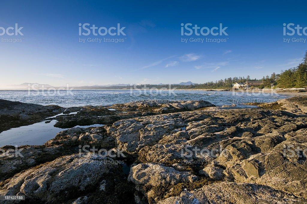 Pacific Rim National Park, BC, Canada stock photo