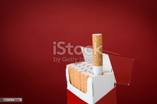 Pack Of Cigarette