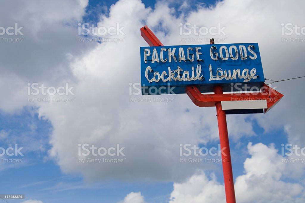 Package Goods stock photo