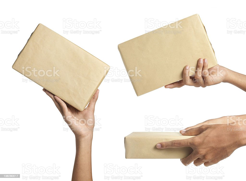 Image result for hand with boxes