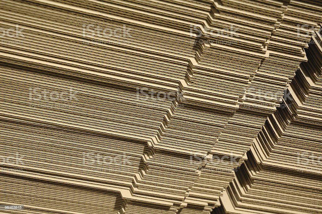 Packaging background royalty-free stock photo