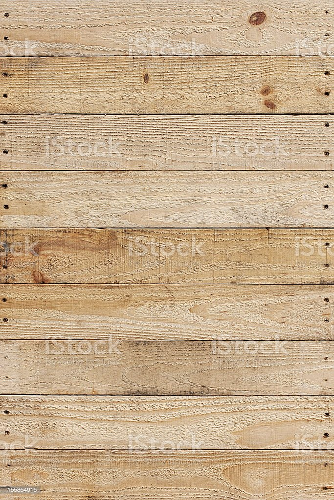 Packaging crate wooden panel background stock photo
