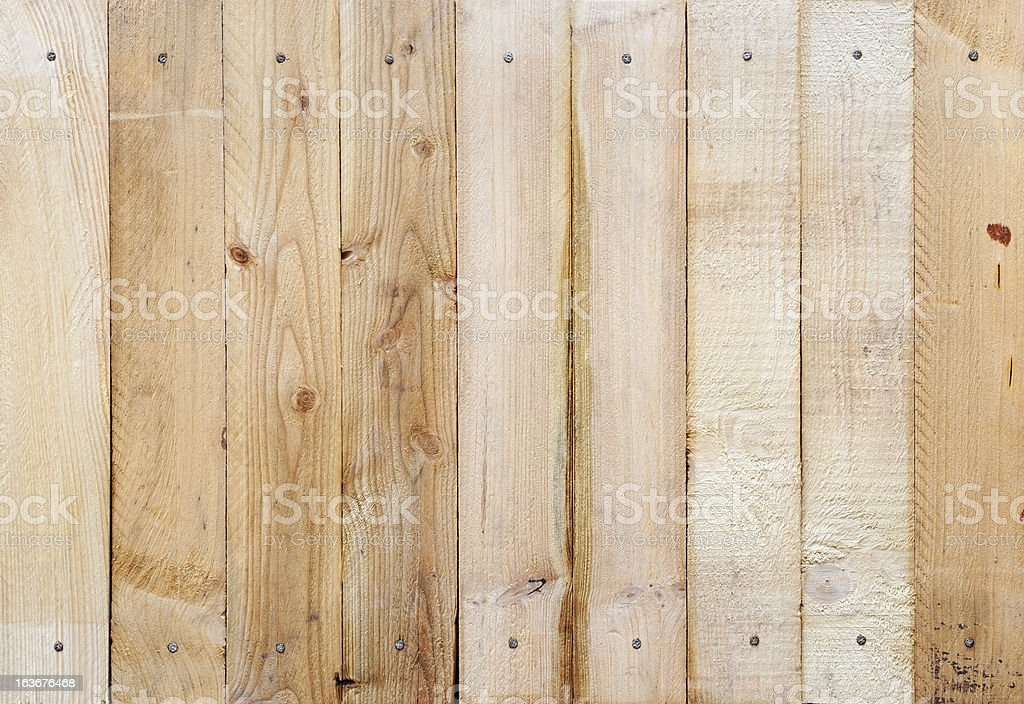 Light Wood Panel Texture Packaging Crate Wooden Background Stock Photo
